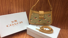 Coach Strawberry Designer Sling Bag