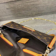 LV Designer Women's Clutch Bag