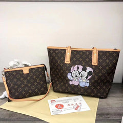 Lv Luxury tote and sling bag