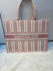 Christian Dior Book Tote Bag