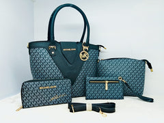 Michael Kors Designer handbag 4 pcs set - Liquidation Cart