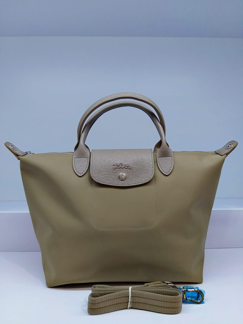 Longchamp Designer Tote Bag - Liquidation Cart