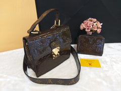 LV Luxury top handle bag including Wallet - Liquidation Cart