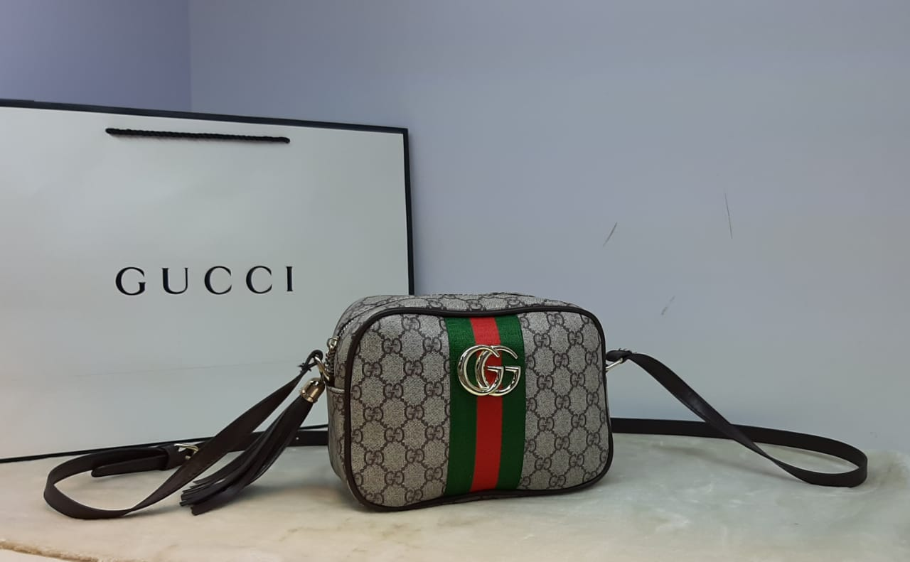 Gucci Designer Sling Bag - Liquidation Cart