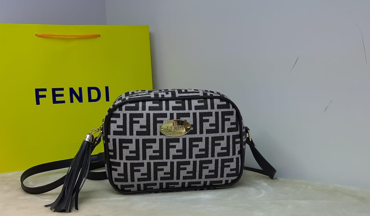 Fendi Sling Designer Bag - Liquidation Cart