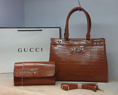 Gucci Handbag and Clutch - Liquidation Cart