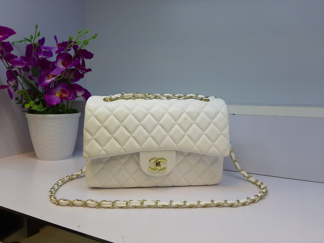 Chanel Designer Flip Bag - Liquidation Cart