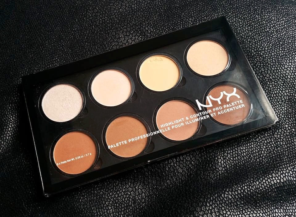 Nyx Contour Kit 8 Colors - Liquidation Cart