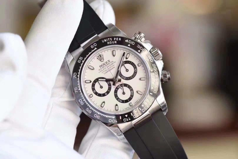Rolex Oyster Perpetual Daytona, White