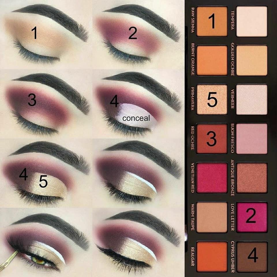 Anastasia Modern Renaissance 14 Color eye shadow - Liquidation Cart
