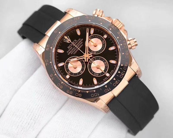 Rolex Oyster Perpetual Daytona, Rose Gold