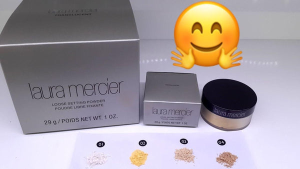 Laura Mercier Translucent Loose Setting Powder - Liquidation Cart