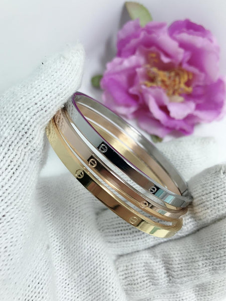 Cartier Designer Bracelet Set of 3 High Quality