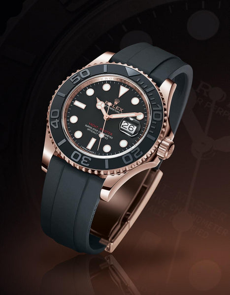 Rolex Oyster Perpetual Yacht-Master, Rose Gold