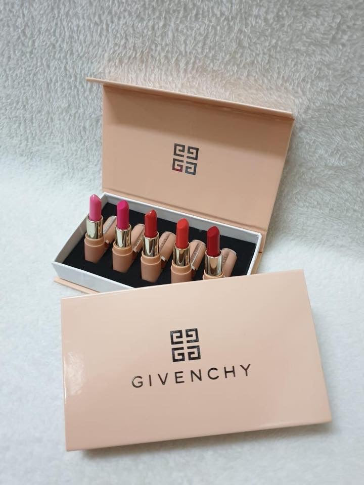 Givenchy Lipsticks set of 5 - Liquidation Cart