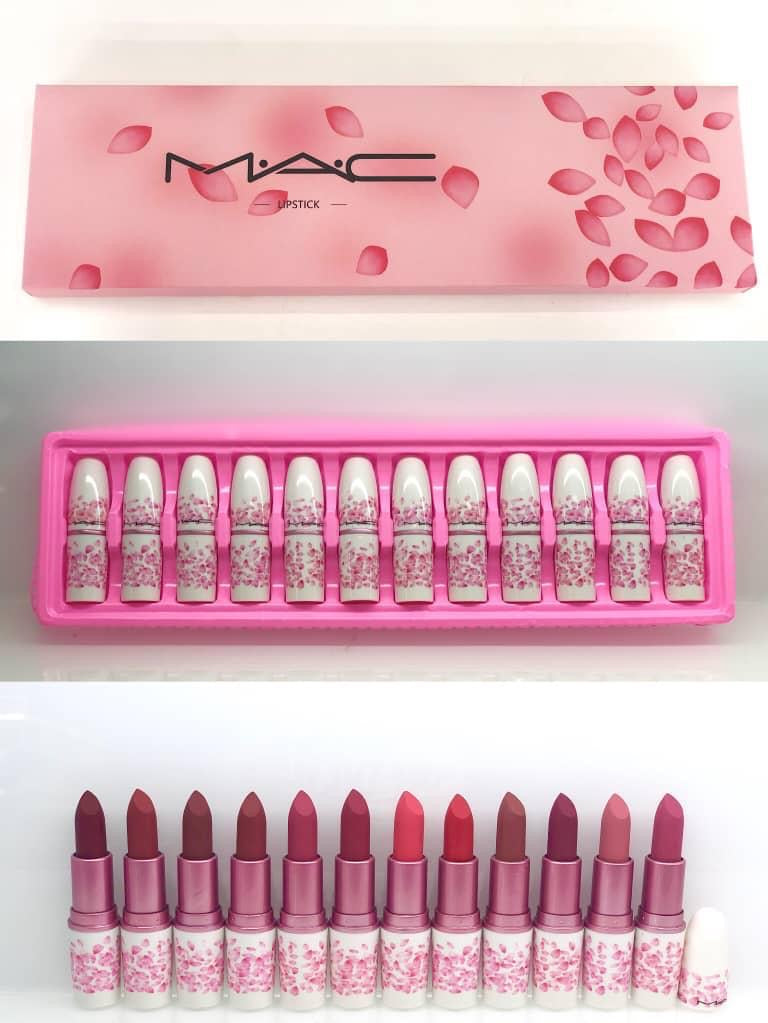 Mac GiAMBATTiSTA Lipsticks Set of 12 - Liquidation Cart
