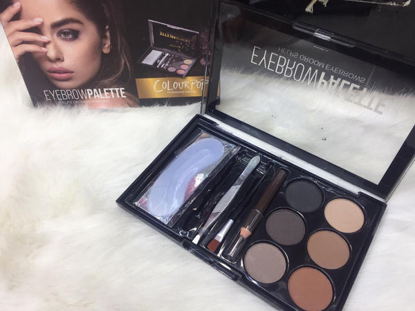 Sephora (color pop) eyebrow Palette - Liquidation Cart