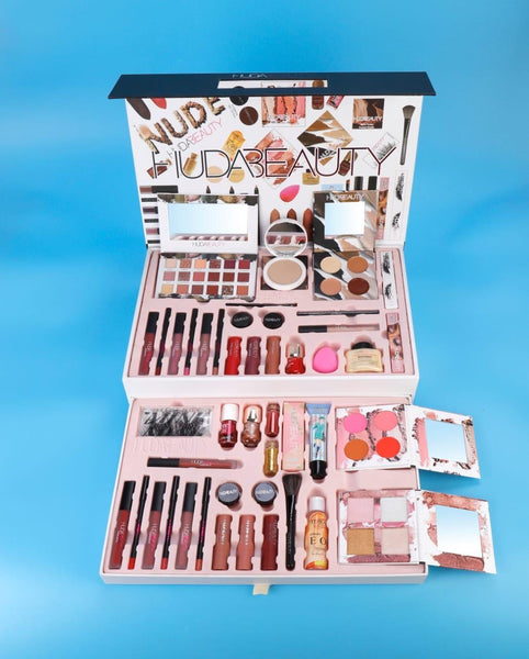 Huda beauty Complete Makeup set