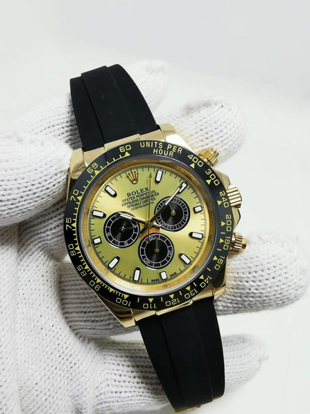 Rolex Oyster Perpetual Daytona, Gold