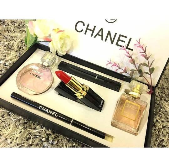 Chanel Gift Set 5 in 1 - Liquidation Cart