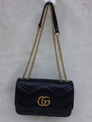 Gucci Designer Sling Bag with Long Strap