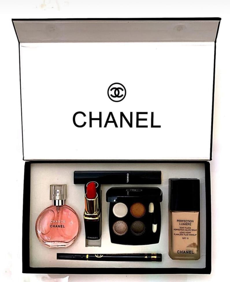 Chanel Gift Set 6 in 1 - Liquidation Cart
