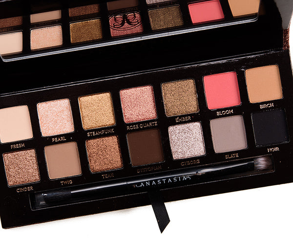 Anastasia Sultry Eyeshadow Palette 14 Color - Liquidation Cart