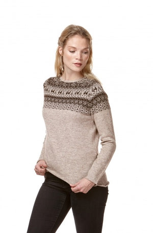 Pull Andes pour dame
