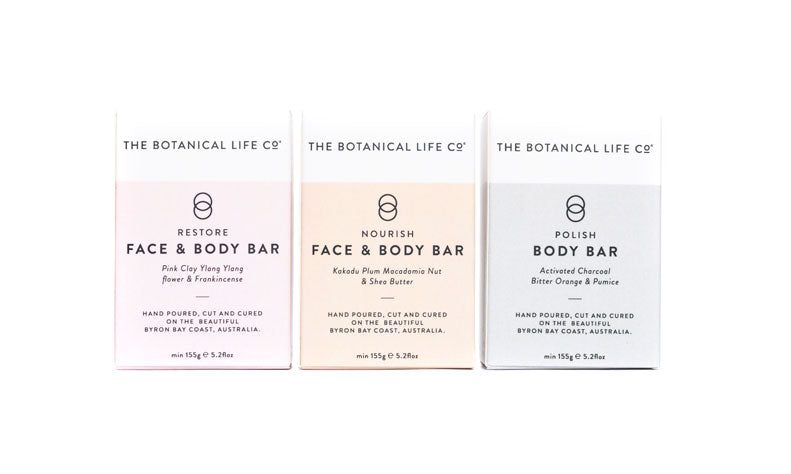 Bundle & Save with our Soap Trio