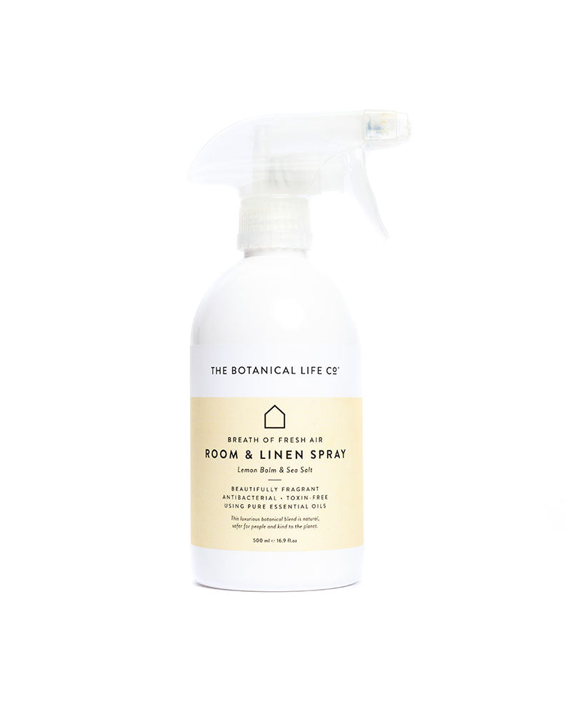 Lemon scented Room & Linen spray