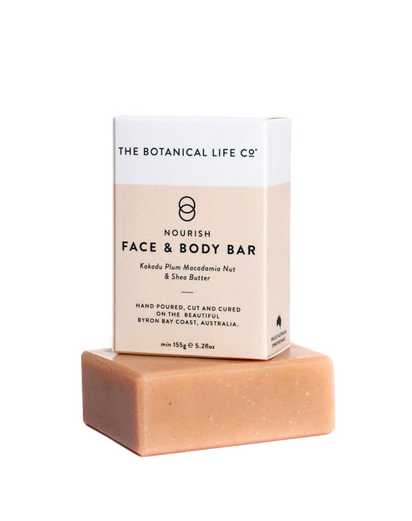 NOURISH FACE & BODY BAR
