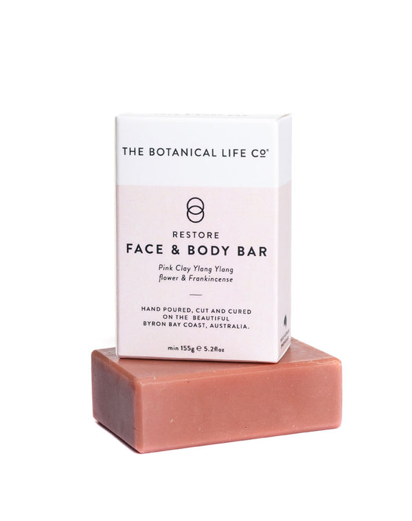RESTORE, FACE & BODY BAR