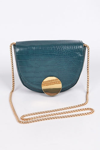 Textured Mini Clutch