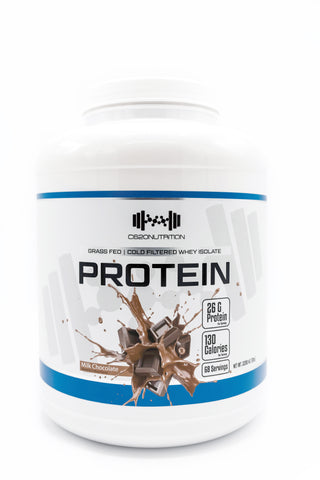 Whey Isolate - Grass-fed Cold-filtered