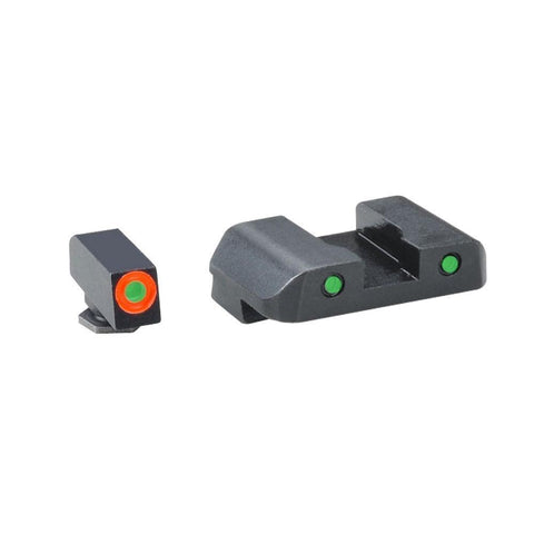 Spartan Operator Pistol Sight Set - Glock 42,43