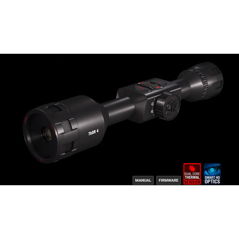 Smart Hd Thermal Rifle Scope - Thor 4 384 1.25-5x
