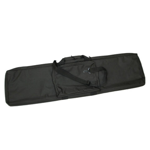 Rectangular Tactical Gun Case - 36 X 11.5 X 2 - Black