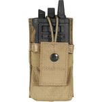 Small Radio-gps Pouch - Usa Molle