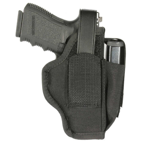 Ambidextrous Holster With Mag Pouch  - Size 01, Black