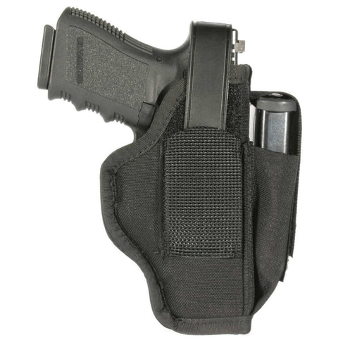 Ambidextrous Holster With Mag Pouch  - Size 03, Black