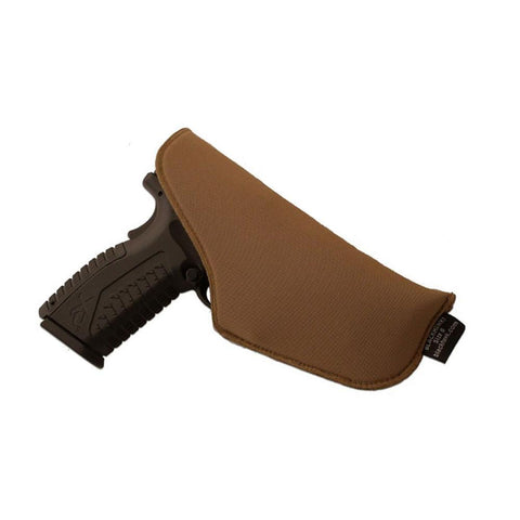 Tecgrip Iwb Blackhawk! Holster - Coyote Tan, Sz 04