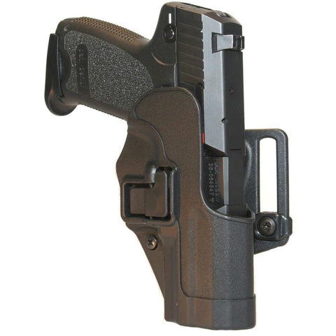 Serpa Cqc Holster - H&k P2000-ups Compact - Right Handed - Matte Black