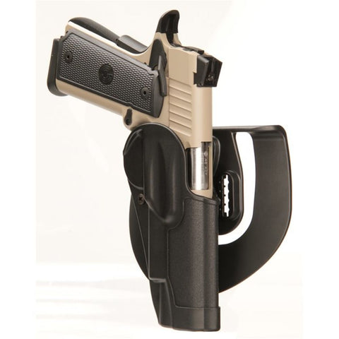 Sportster Standard Cqc Concealment Holster - S&w M&p Shield 9-40, Matte, Right Handed