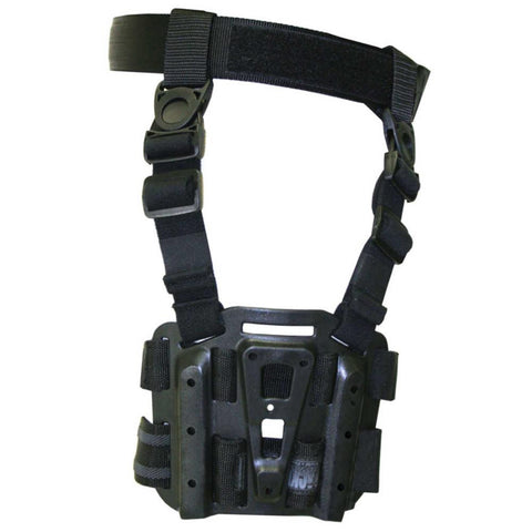 Tactical Holster Platform - Black