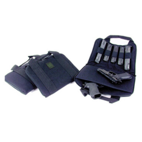 Gun Rug Pistol Pouches - Black, Medium