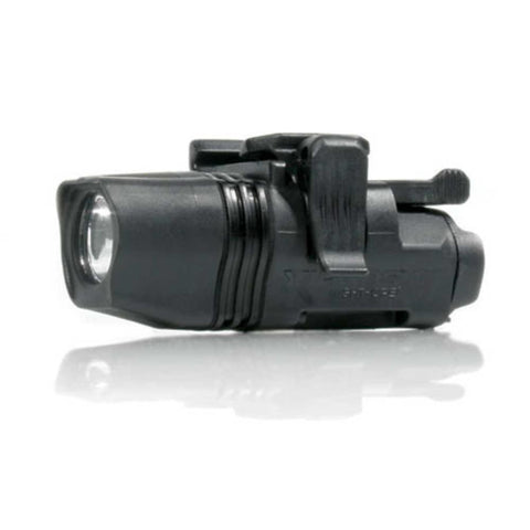 Night-ops Xiphos Ntx Weapon Mounted Light - Left Hand, Black