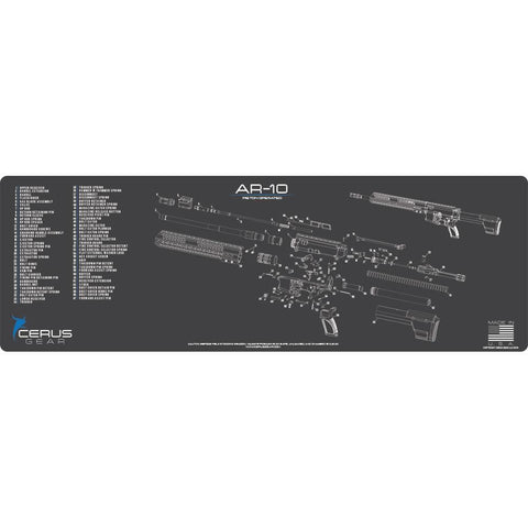 Ar10 Schematic Rifle