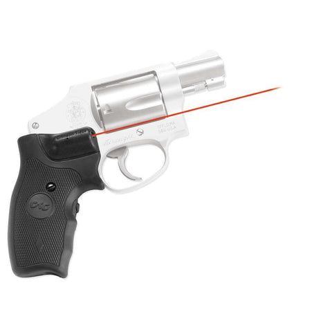 Lg-305 Lasergrips For Smith & Wesson J-frame Round Butt (extended Grip)