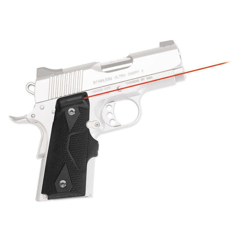 Lg-404 Front Activation Lasergrips For 1911 Compact