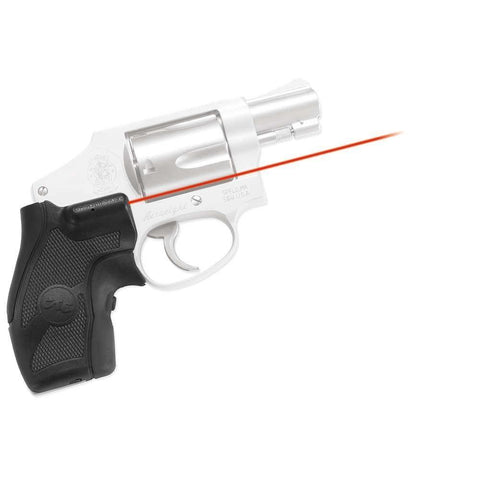 Lg-405 Lasergrips For Smith & Wesson J-frame Round Butt (compact Grip)